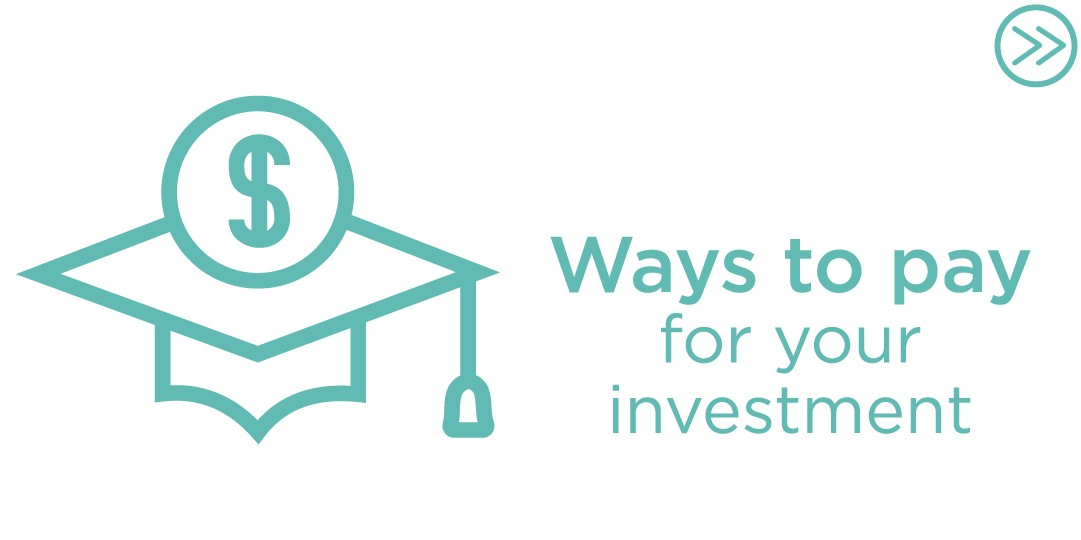 Ways to pay for your investment
