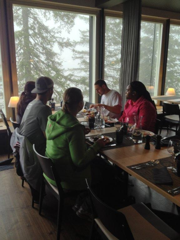 Koli lunch2