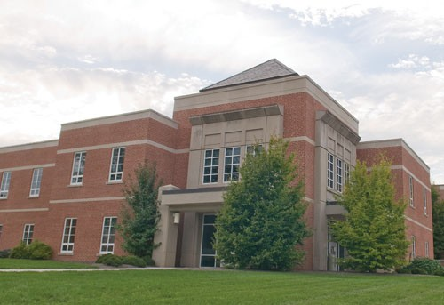 Peters Hall, Home of the College of Education and Human Development