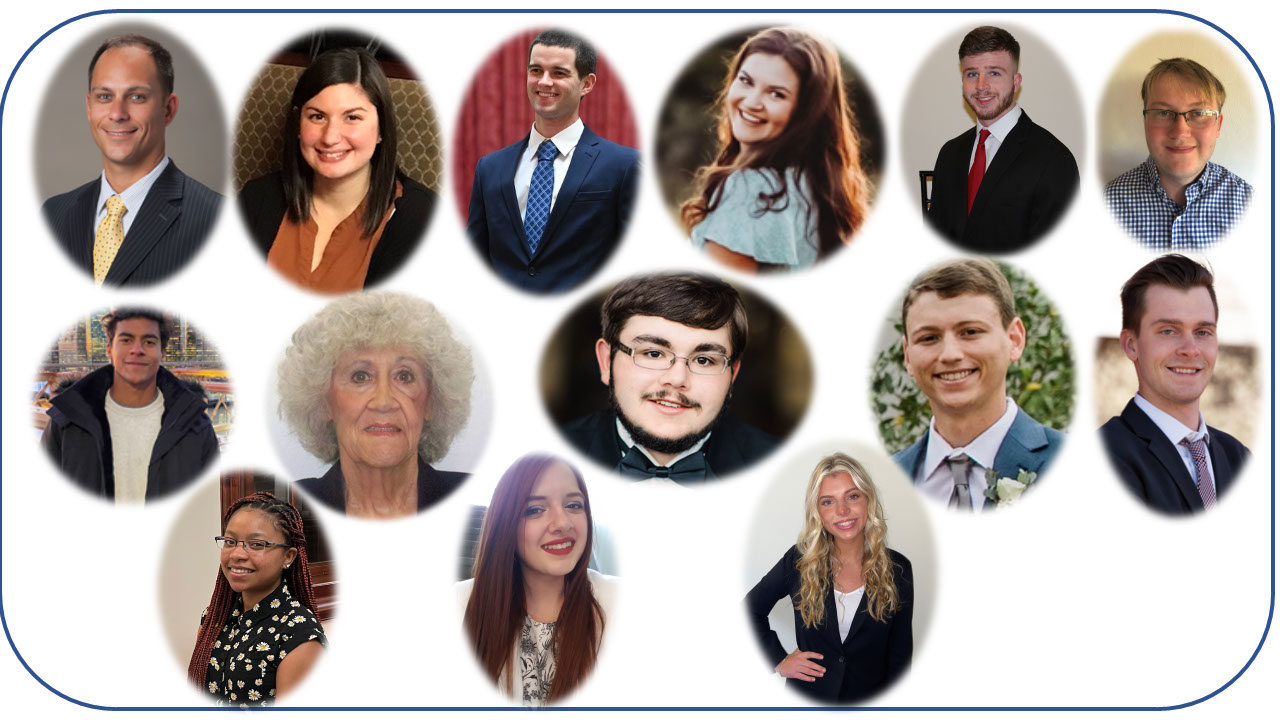 COBE Outstanding Student Award Winners Fall 2015 (see Program)