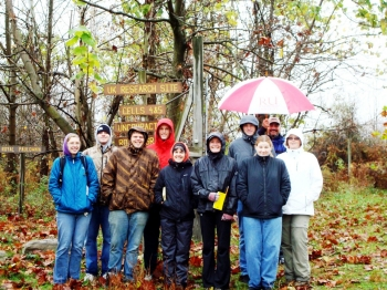Reforestation_Tour_-_Radford_University-_10-28-12_002