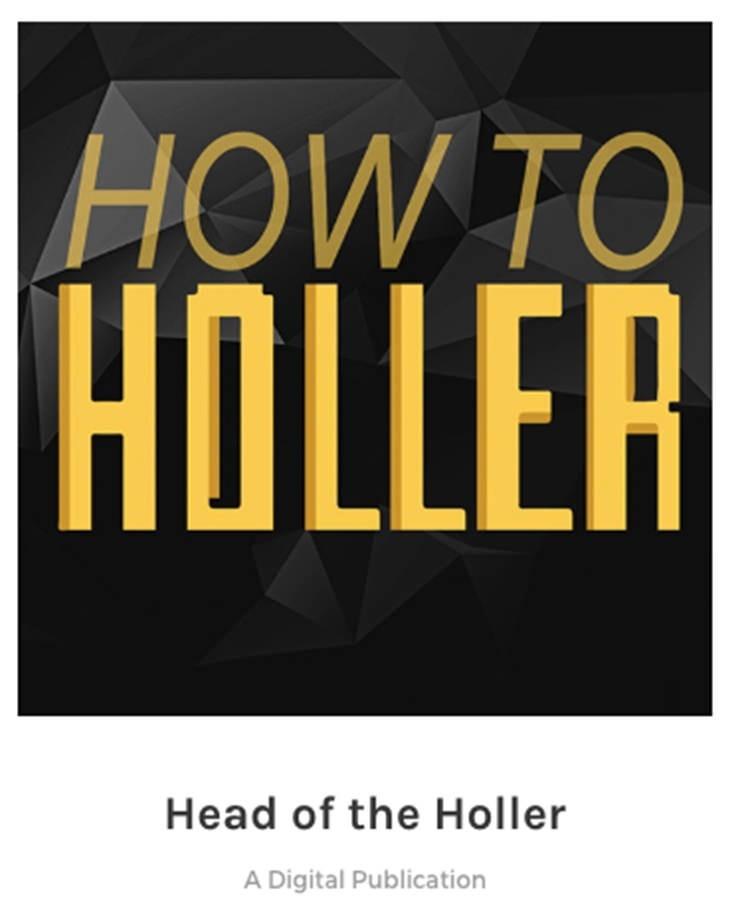 Head of the Holler Publication