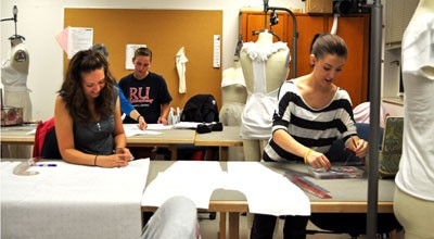 Fashion Design Bfa Department Of Design Radford University