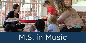 M.S. in Music