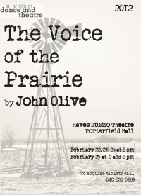 The Voice of the Prairie Gallery