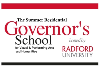 The Governor's School for Humanities and Visual & Performing Arts, hosted by Radford University.