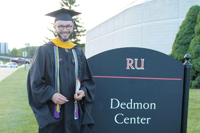 Alexander S. Moore, Master of Science in Mathematics Education alumni