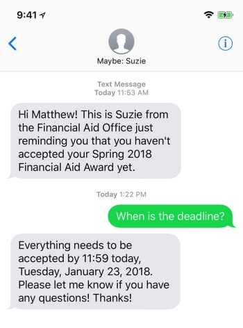 Sample text from RU Texts