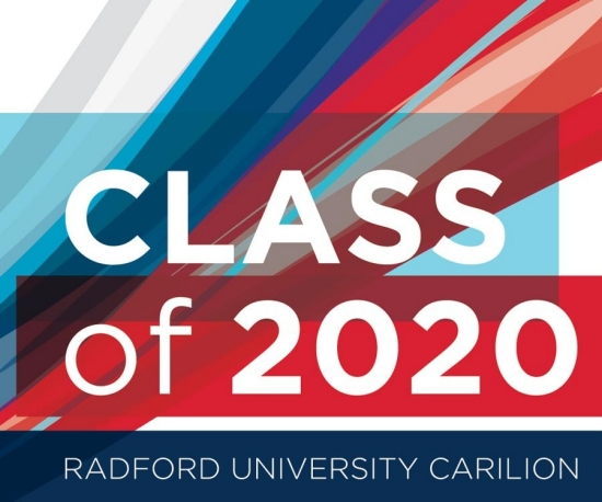 Class of 2020 Radford University Carilion