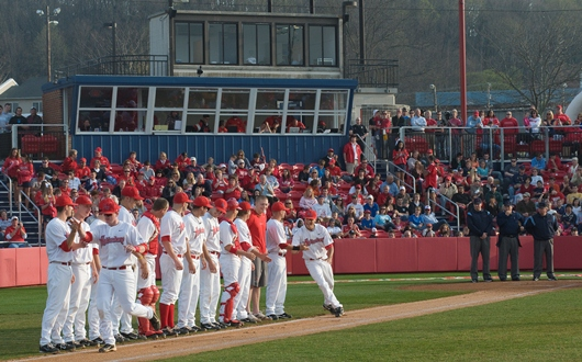 new radford university baseball stadium