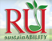 RU Sustainability logo