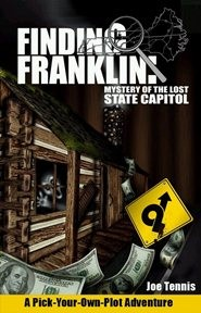 """Finding Franklin"" book cover"