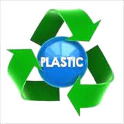 plastic recycling logo