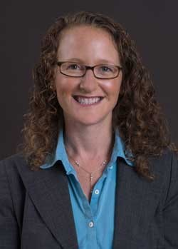 Director of International Education Center Lisa Childress