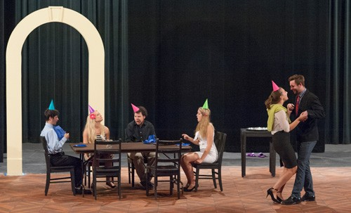 The Dining Room Comes To Pridemore, The Dining Room Play