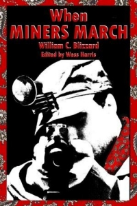 "Book cover ""When Miners March"""