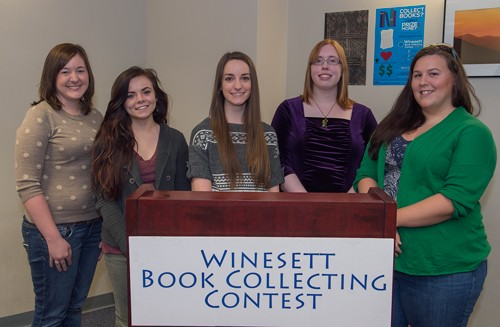 Winesett Awards winners