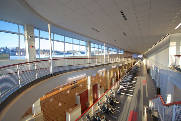 Student Recreation And Wellness Center Opens At Radford