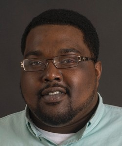 Eric Thornton, graduate student in RU's MSW program