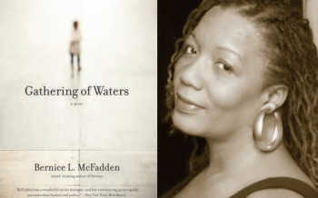 Photo of Gathering of Waters and Bernice McFadden