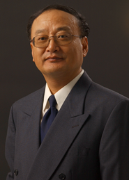 Photo of professor Z.L. Feng
