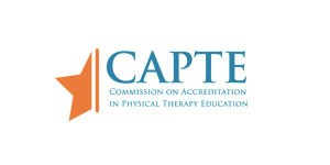 logo for the Commission on Accreditation in Physical Therapy Education