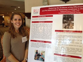 Occupational Therapy Graduate Programs >> RU students and faculty featured at Occupational Therapy ...