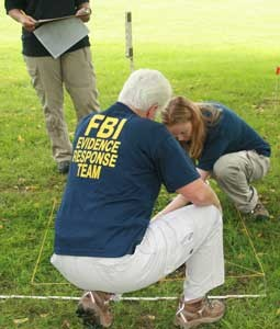 Law Enforcement joins RUFSI for professional development