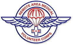 Remote Area Medical corps logo