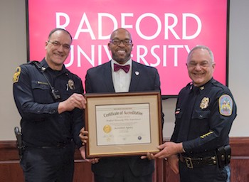 RUPD aces reaccreditation