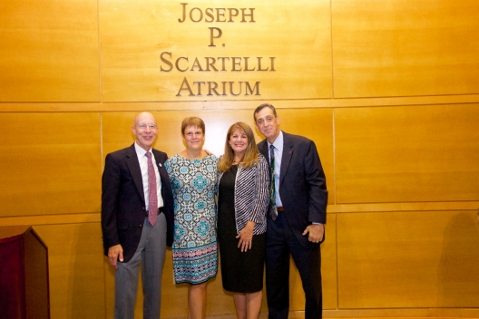Al Wojtera, Carolyn Wojtera, Fran Scartelli and Joe Scartelli