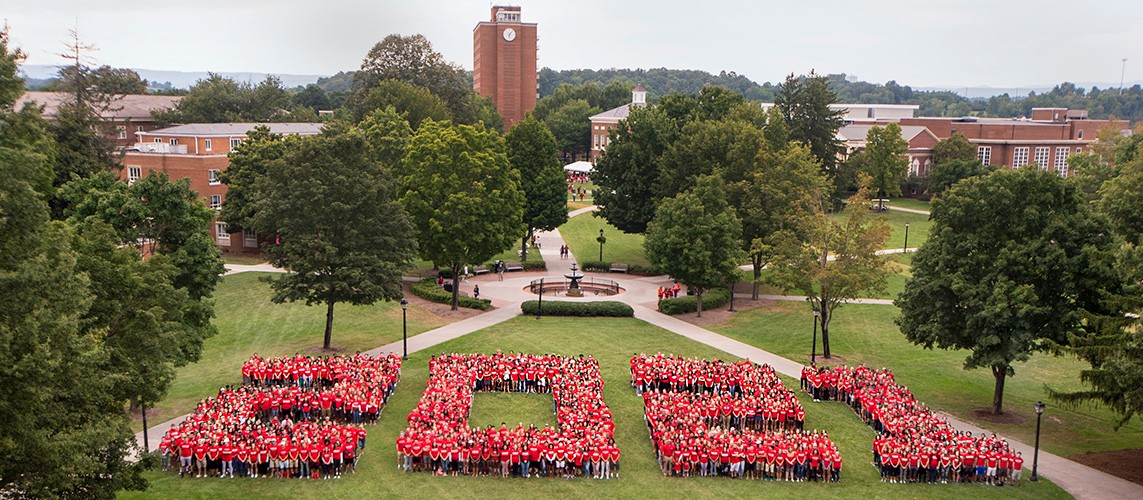 New Student Convocation photo gallery