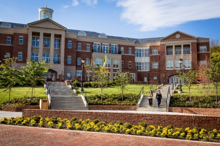Radford University's Department of Economics is offering its inaugural Economics Teachers Conference Aug. 16-17 at Kyle Hall, home of the university's College of Business and Economics.