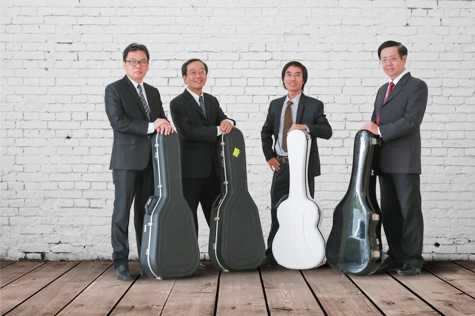 Saigon Guitar Quartet