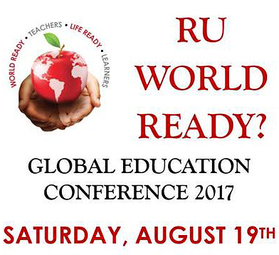 Radford University's College of Education and Human Development is hosting its second annual Global Education Conference.