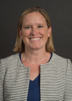 Radford University Health and Human Performance Assistant Professor Ellen K. Payne has been accepted to participate in the National Athletic Trainers' Association Leadership Development Certificate program.