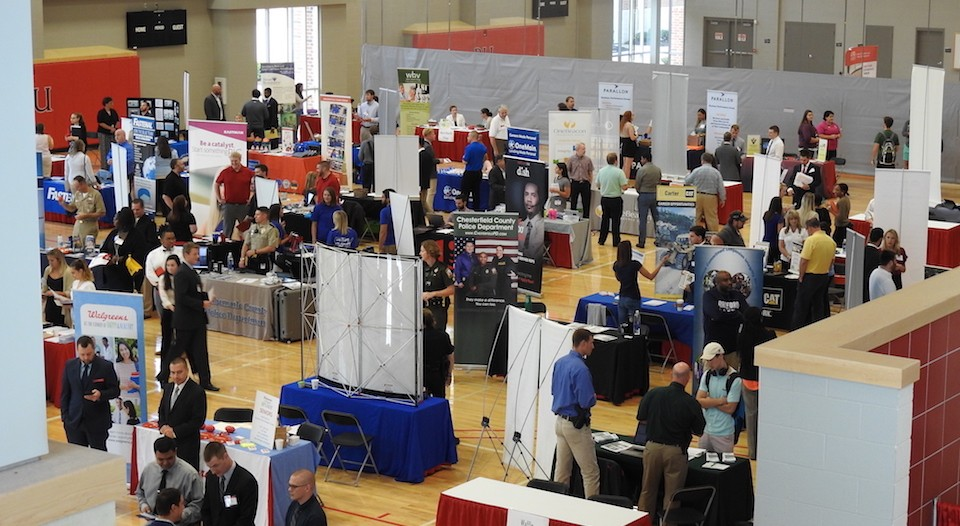 The Fall Career and Internship Fair