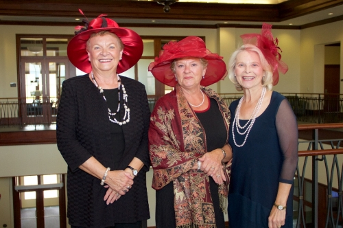 Radford University alumni and friends gathered to celebrate strong and determined women during the Women of Radford Luncheon.