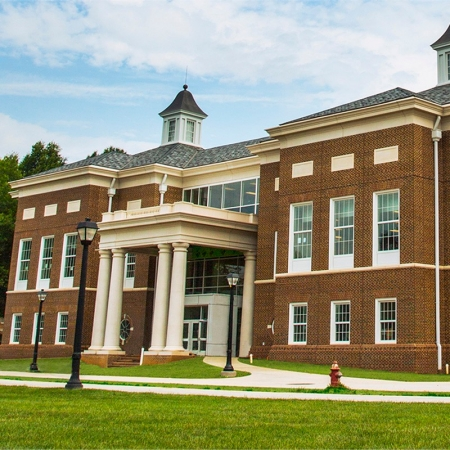 Radford University's College of Humanities and Behavioral Sciences (CHBS) building has been granted LEED (Leadership in Energy and Environmental Design) Gold status, marking another achievement in the university's sustainability initiatives.