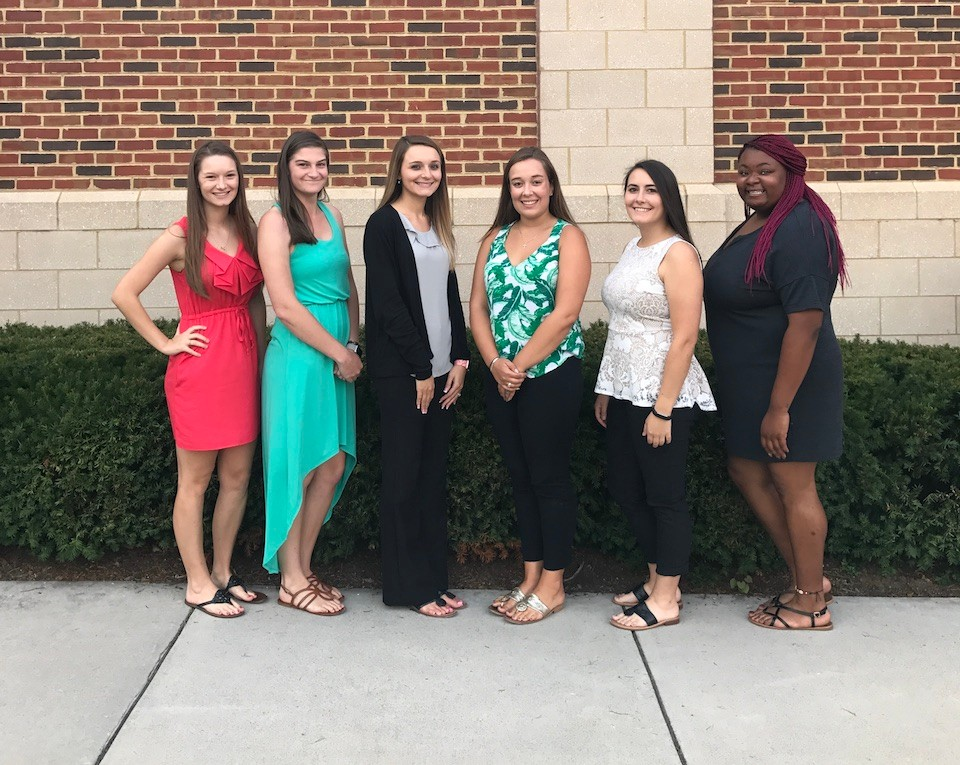 PRSSA executive council