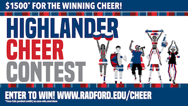Highlander Cheer Contest