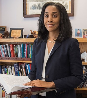 Tamara Wallace, interim dean of Radford University's College of Education and Human Development (CEHD), is one of 13 deans to be selected as a Deans for Impact fellow in the 2018 Impact Academy cohort.