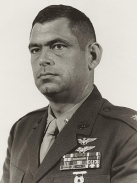 Richard Alvarez earned the rank of lieutenant colonel during his 23 years of service in the United States Marine Corps.