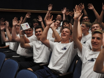 Boys State of Virginia 2018 participants