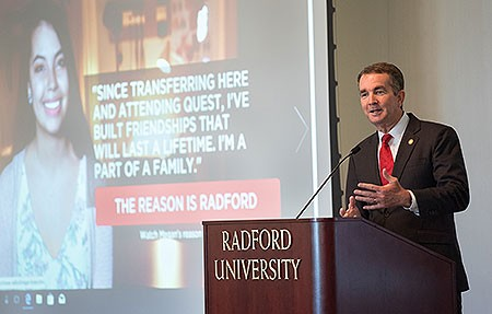 Radford University hosted the Virginia School Leaders Second Annual Hot Topics Conference June 18, a day-long event designed for K-12 teachers and school administrators to focus on leadership topics impacting their school divisions.