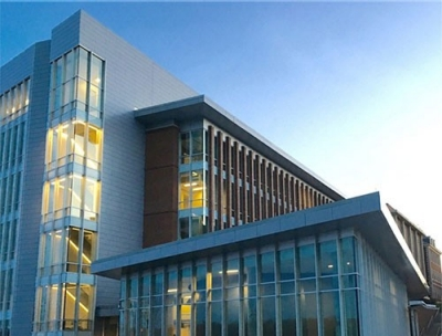 Radford University's Center for the Sciences has been granted LEED Silver certification, marking another achievement in the university's sustainability initiatives.