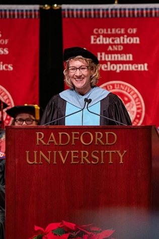 Radford University's top academic leader, Kenna M. Colley, Ed.D., is retiring following more than two decades of exemplary service to the University, the community and the Commonwealth of Virginia.
