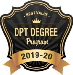 Best Value DPT Degree Program 2019-20