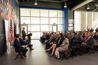 Virginia Governor Ralph Northam announced the creation of the Tech Talent Investment Program on November 7.