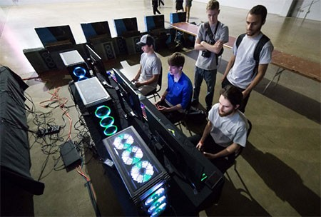 Esports is thriving at Radford, and beyond, thanks to Nick Sutton